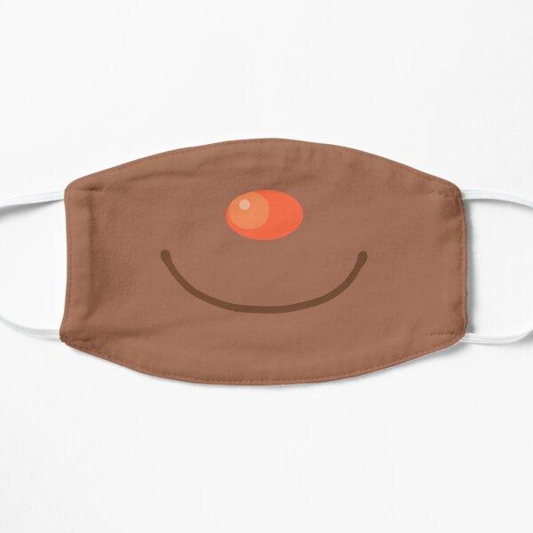 Villager Smile Flat Mask