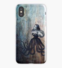 Octolady iPhone Case/Skin