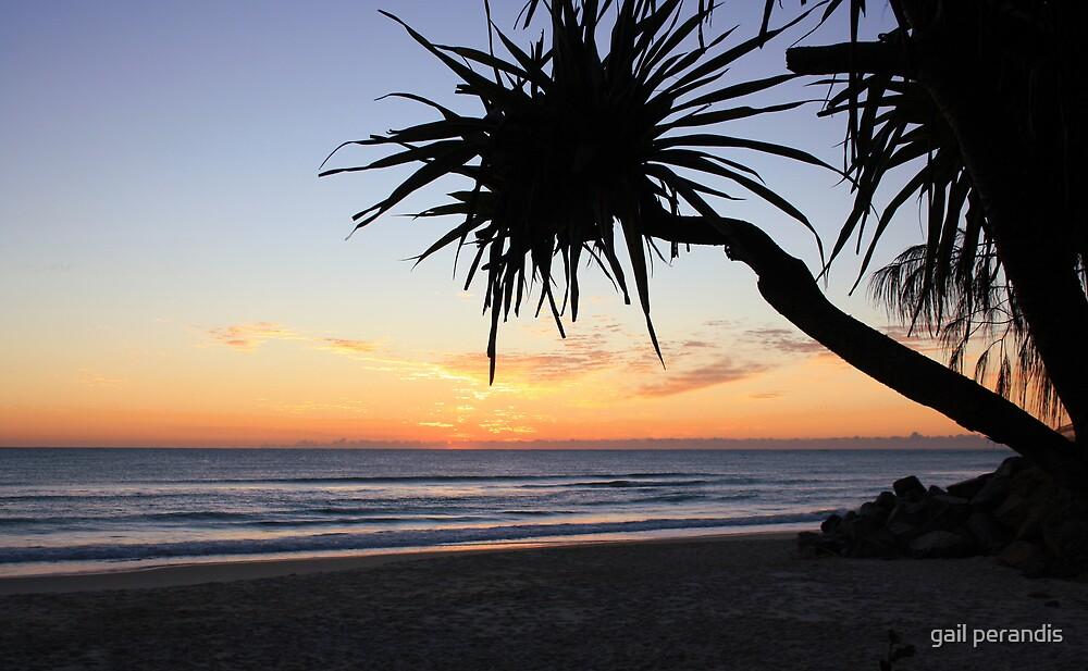daybreak at Kingscliff ... by gail woodbury