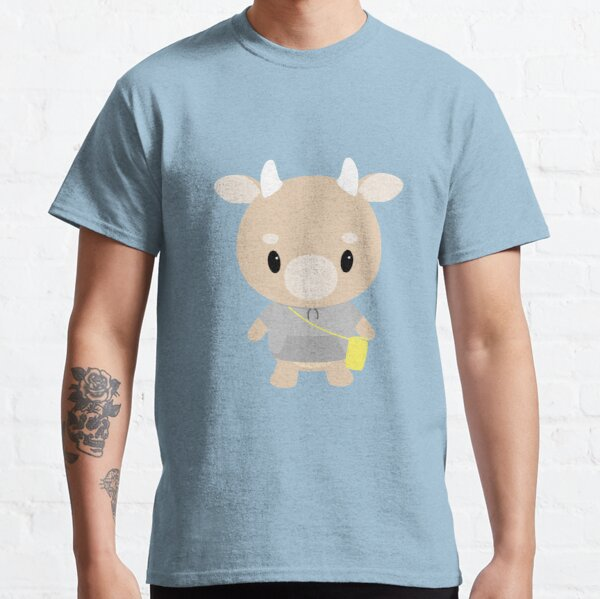 Hard Working Cow Plush What's Wrong with Secretary Kim Classic T-Shirt