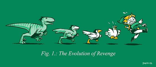 The Evolution of Revenge (Print Version) by Nathan Davis