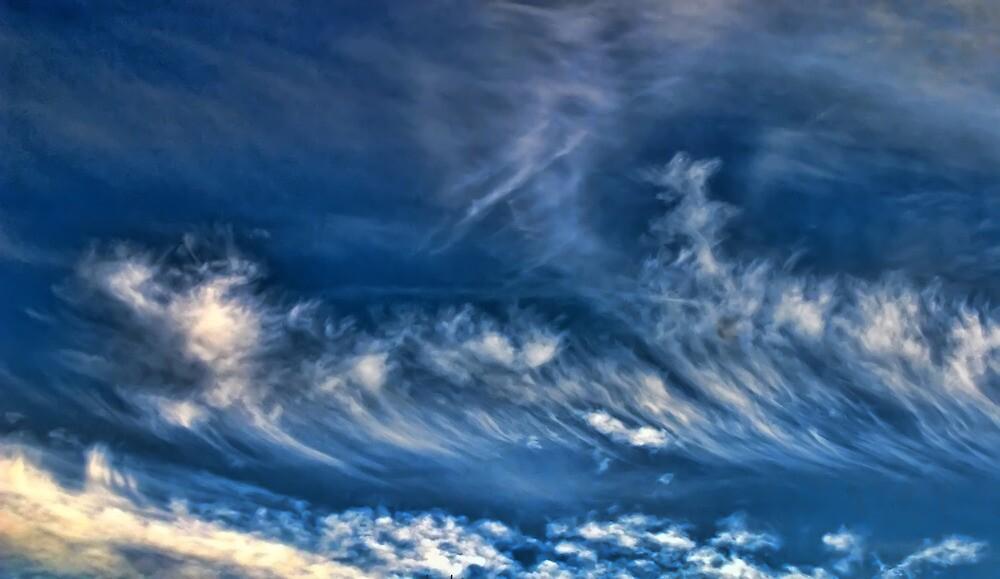 Cloud 20120130-70 by Carolyn  Fletcher