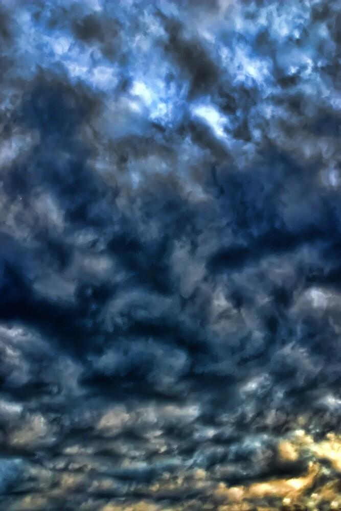 Cloud 20120130-131 by Carolyn  Fletcher