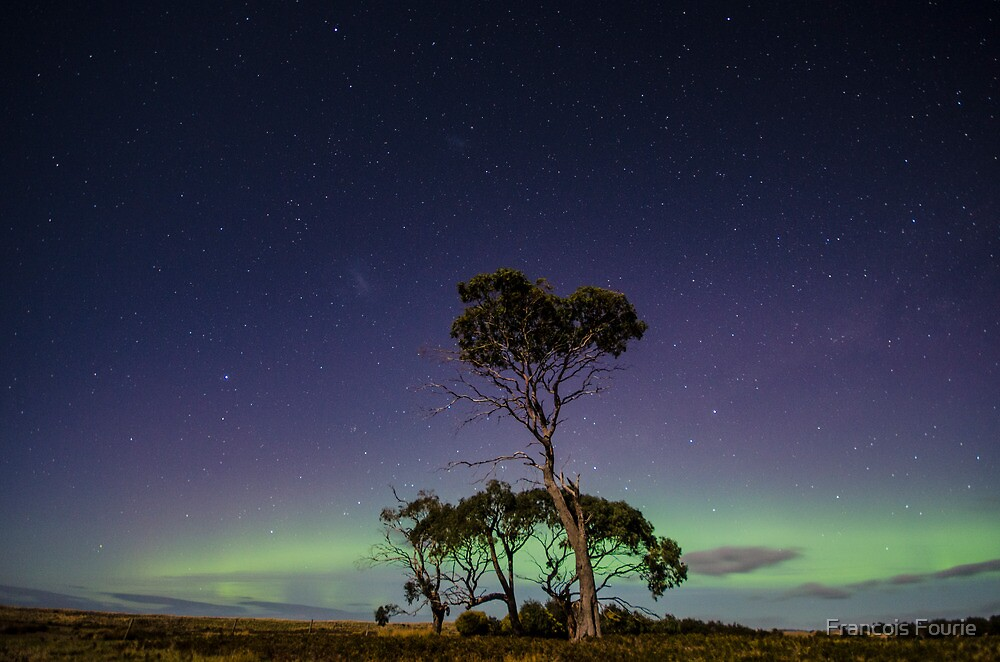 The Green Glow by Francois Fourie