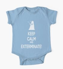 Keep Calm and Exterminate! One Piece - Short Sleeve