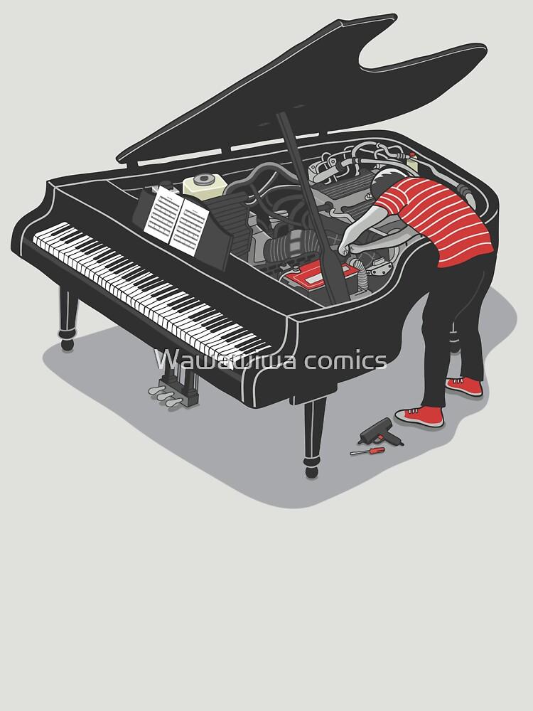 Pre-Concert Tune-Up | Unisex T-Shirt