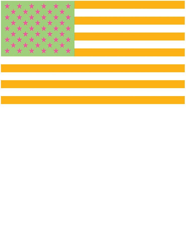 Stars and Stripes 1 by myndzi