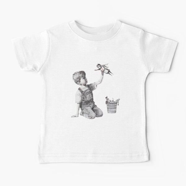 Game Changer - Banksy Baby T-Shirt