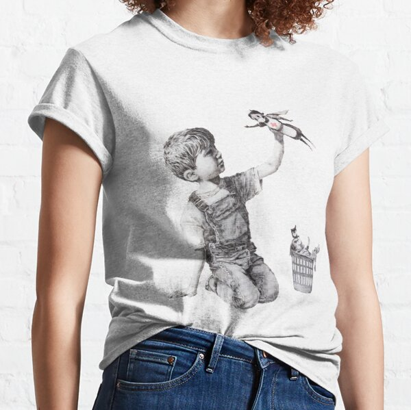 Game Changer - Banksy Classic T-Shirt