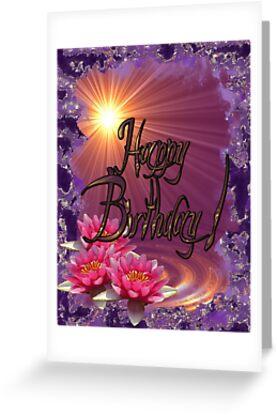 Happy Birthday Card by carsen