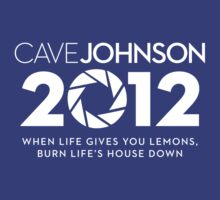 Cave Johnson 2012