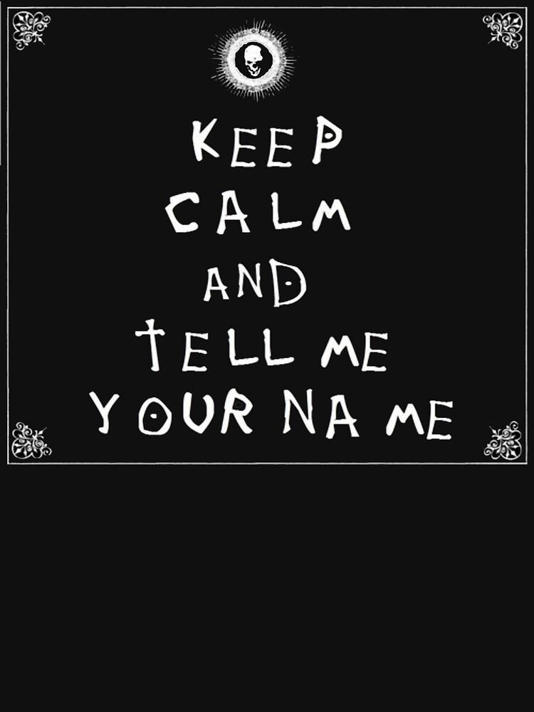 Death Note Keep Calm | Unisex T-Shirt