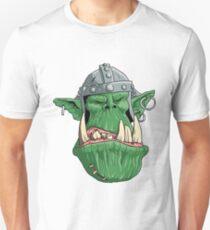 Orc Head Unisex T-Shirt