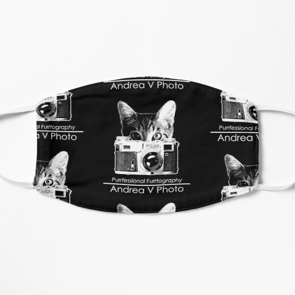 Purrfessinal Photographer Magnum Mask
