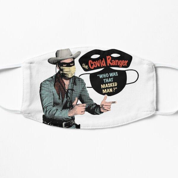 soyez comme le COVID Ranger et portez toujours votre masque. C'est la façon cowboy! Masque taille M/L