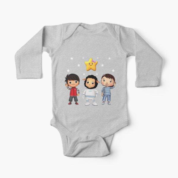 Little Baby Bum Twinkle Baa baa Jacus Mia Long Sleeve Baby One-Piece