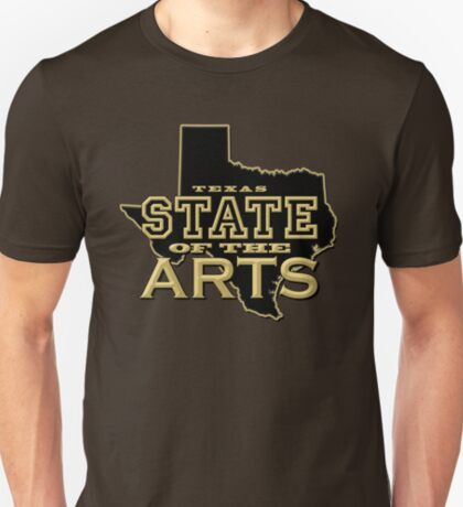 Texas: State of the Arts T-Shirt