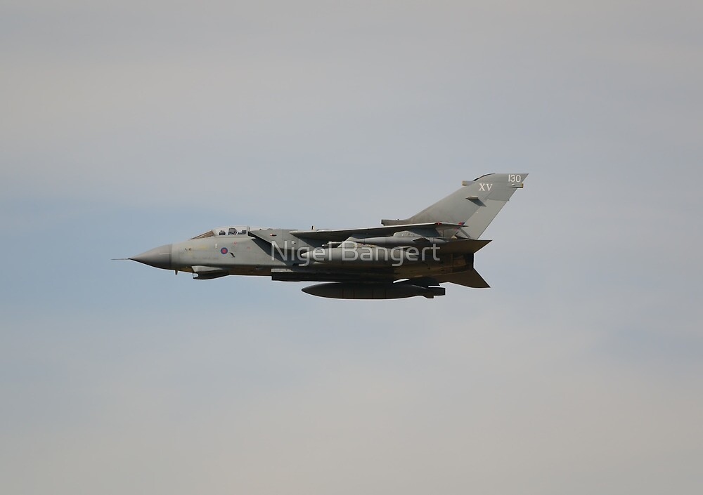 Tornado Jet by Nigel Bangert