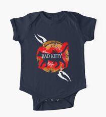 bad kitty One Piece - Short Sleeve