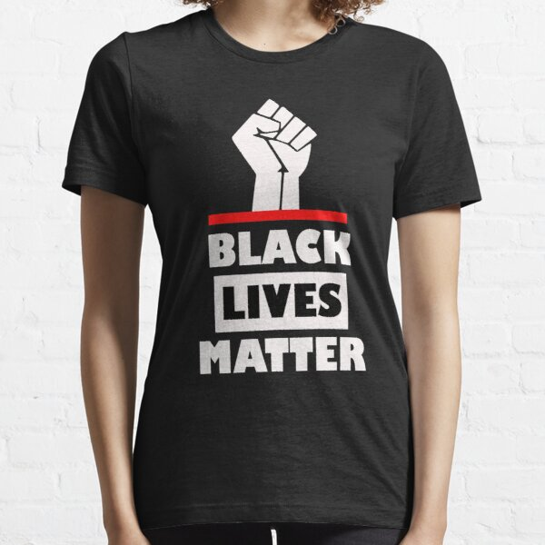 Keep Calm Wear Rouge à lèvres T-Shirt à Manches Courtes Ajustée Pour Femme