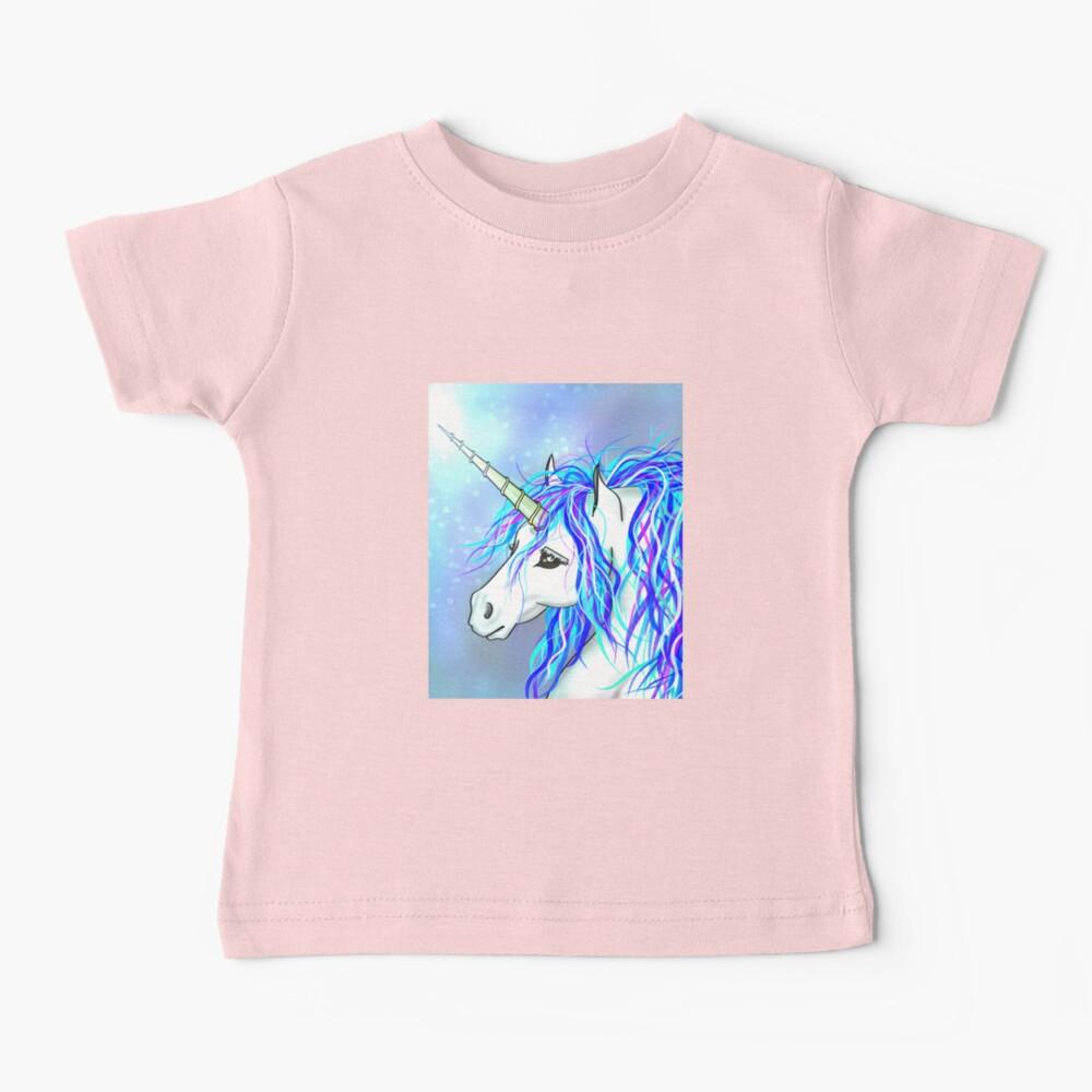 Stella's Unicorn Baby T-Shirt