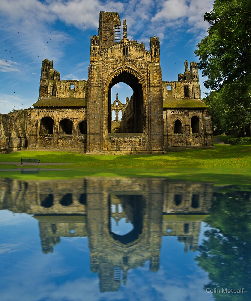 Reflections of the Past by Colin Metcalf