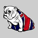 British Bulldog by Pancho The Macho