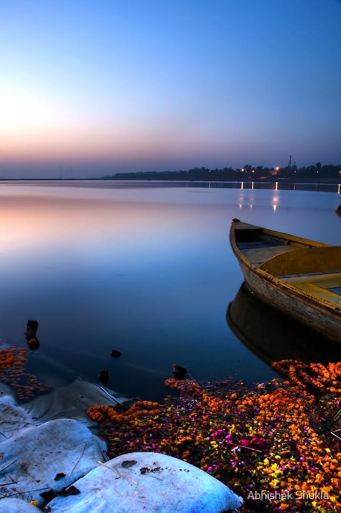 End of Festival in Sangam, Allahabad by Abhishek Shukla