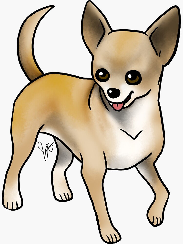 Chihuahua - Fawn by jameson9101322