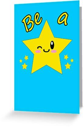 Be a Star by AnimePlusYuma