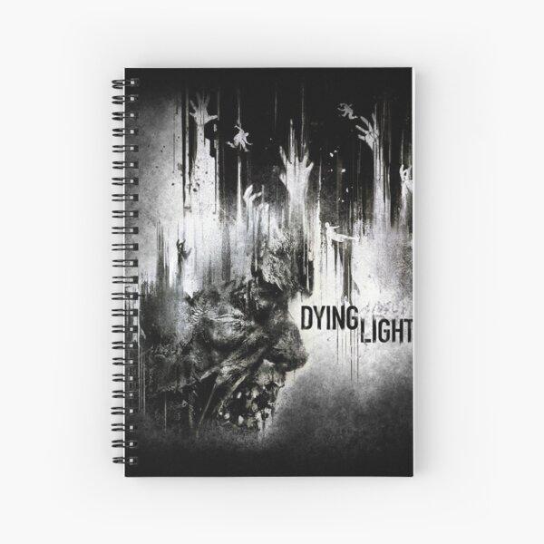 Dying Light Spiral Notebook