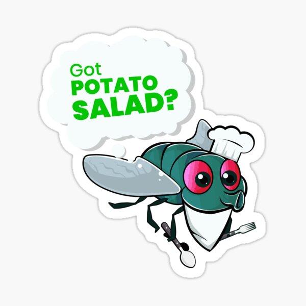 Got Potato Salad? Sticker