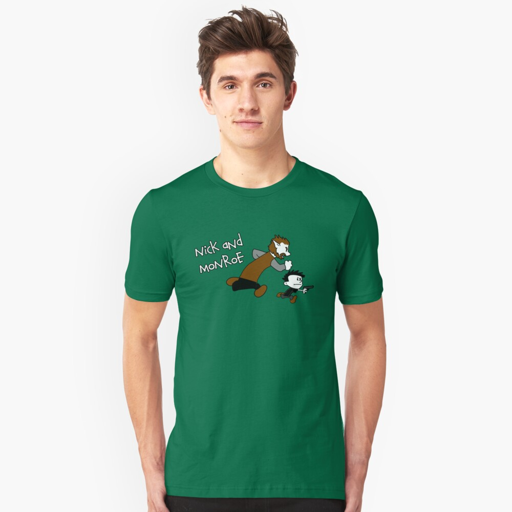 Nick And Monroe Unisex T-Shirt Front