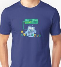 Count On Me Unisex T-Shirt