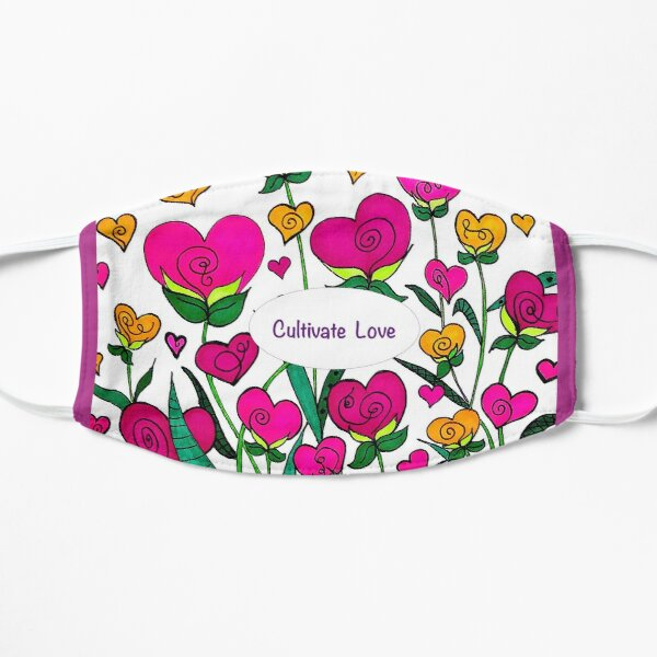 Cultivate Love Mask