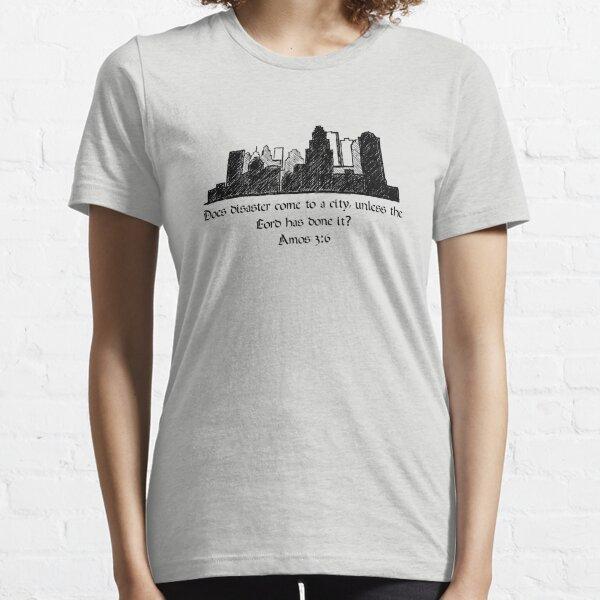 Amos 3:6 Essential T-Shirt
