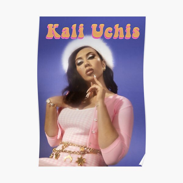 kali uchis poster  Poster
