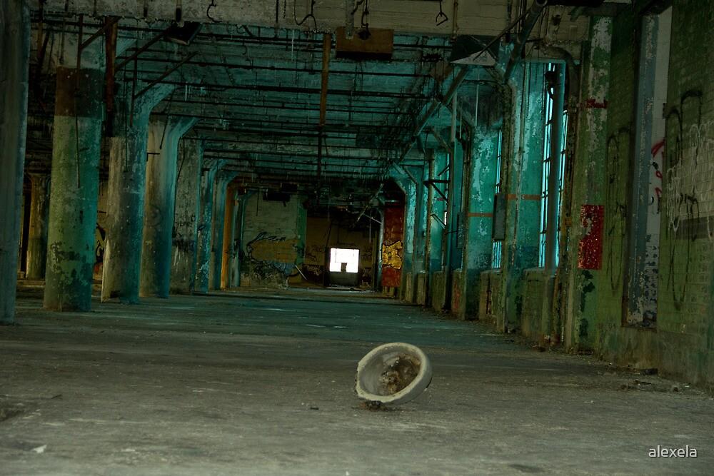 Abandoned Warehouse by alexela