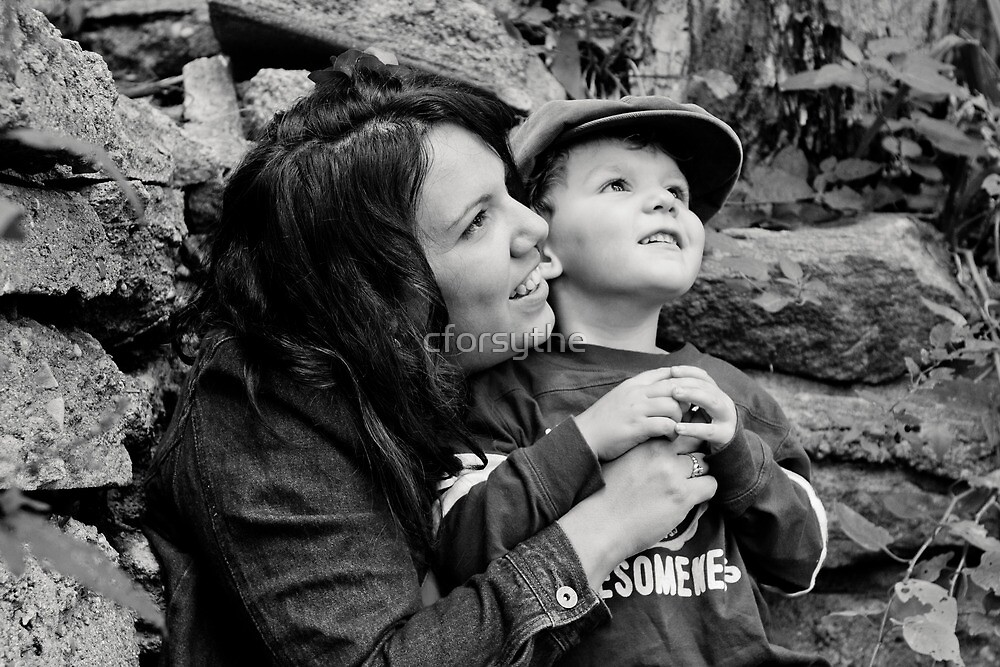 Mother and Son by cforsythe