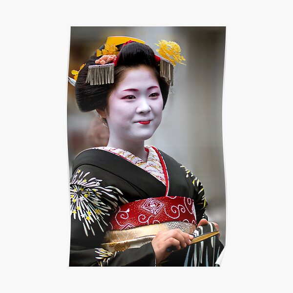 Apprentice Geisha Poster
