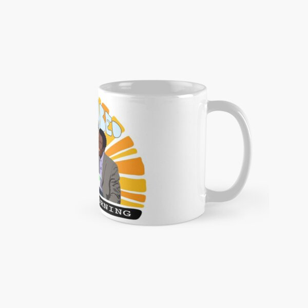 Community- Troy and Abed In The Morning Classic Mug