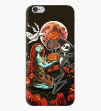 Jack und Sally Pumpkin Patch iPhone-Hülle & Cover