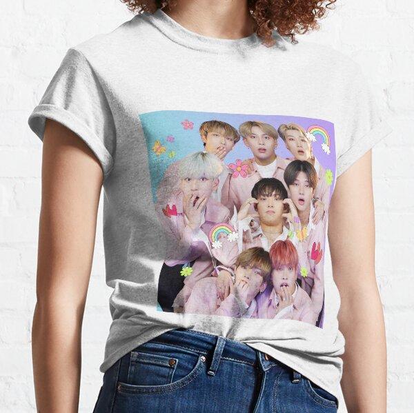 ATEEZ Cute Camiseta clásica