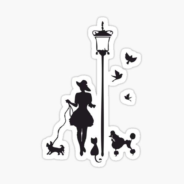 Animal Lover Sticker