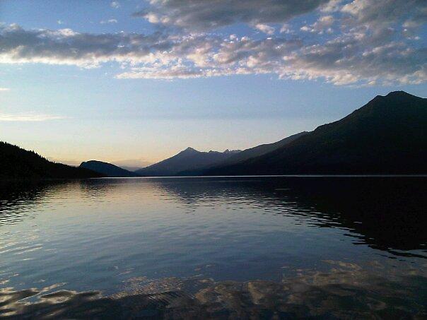 upper arrow lake by john best