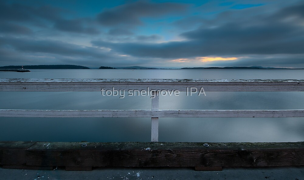 Morning at the Sidney Pier by toby snelgrove  IPA
