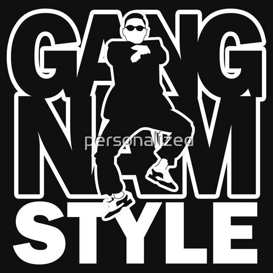 TShirtGifter presents: Gangnam Style