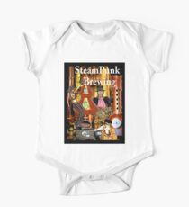 SteamPunk Brewing One Piece - Short Sleeve
