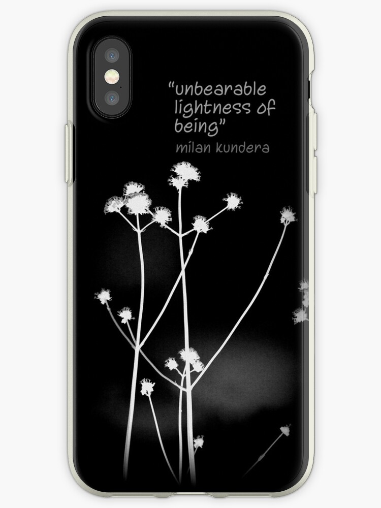 """""""unbearable lightness of being"""" Milan Kundera by Marianna Tankelevich"""