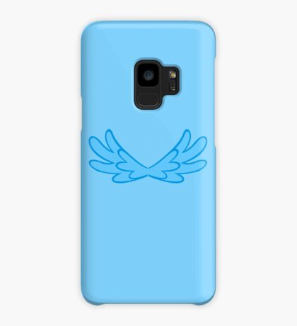 Rainbow Dash Wings [for backside!] Case/Skin for Samsung Galaxy
